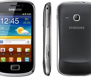 Samsung S 6500 Galaxy